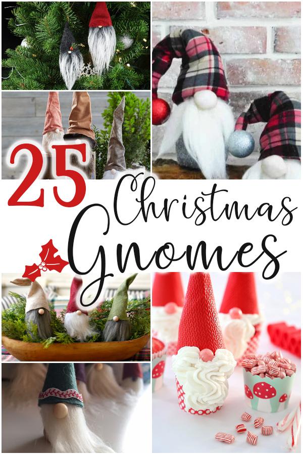 Christmas gnome crafts