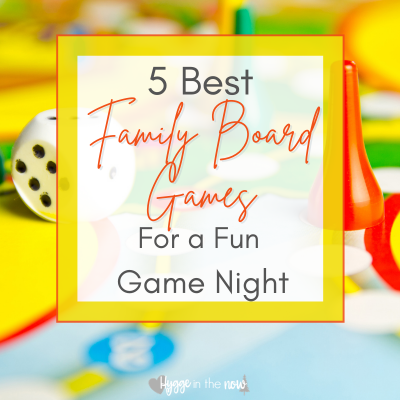 5 Best Family Board Games for a Fun Game Night